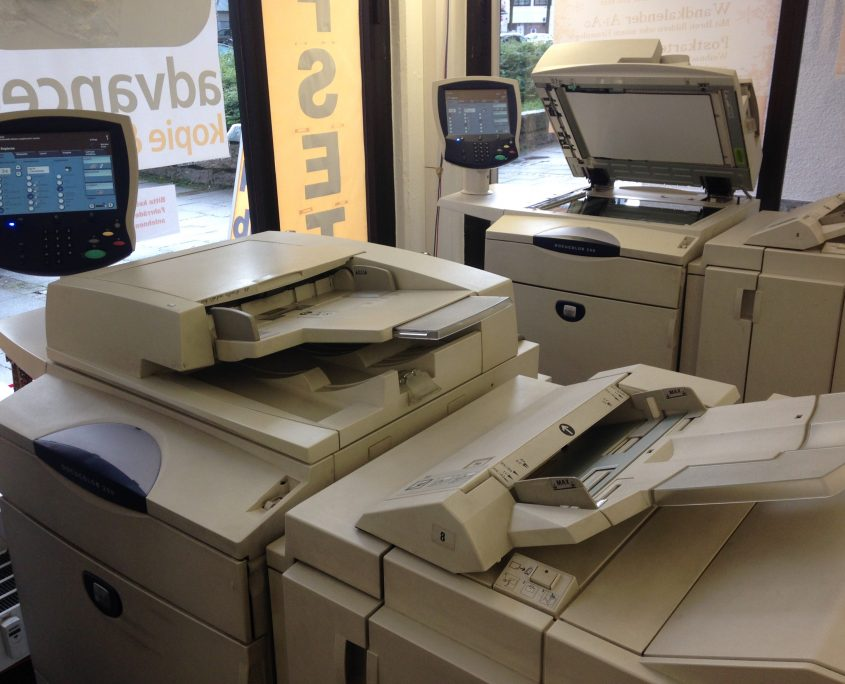 Xerox Drucker Kopierer