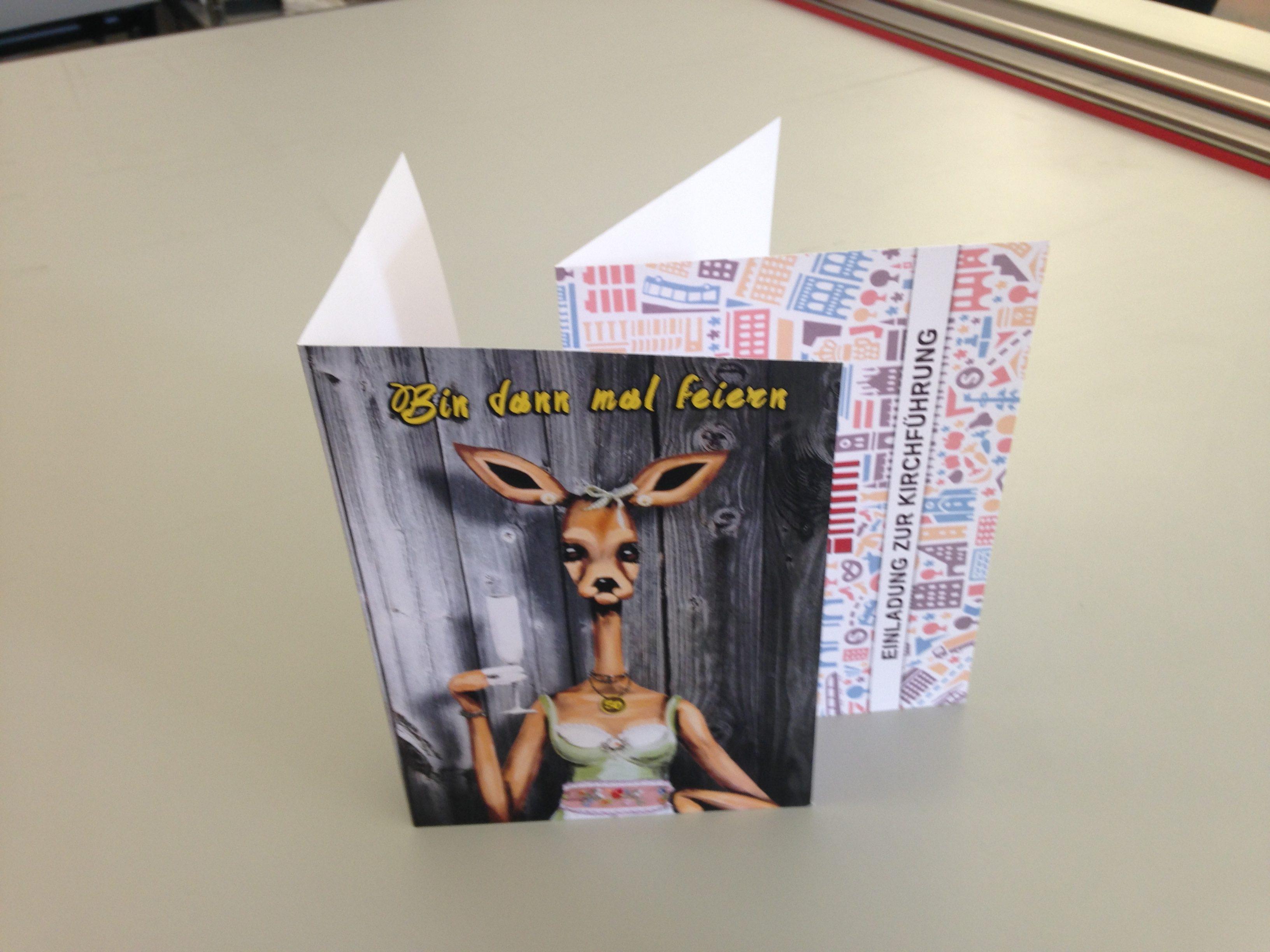 Einladungen, Karten, Digitaldruck