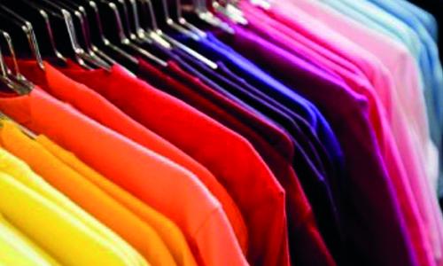 Textildruck für T-Shirts und alle sonstigen Stoffe mit wenig Syntetic