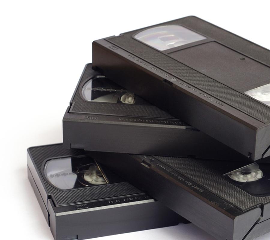 Bilder und VHS Videos retten und digitalisieren